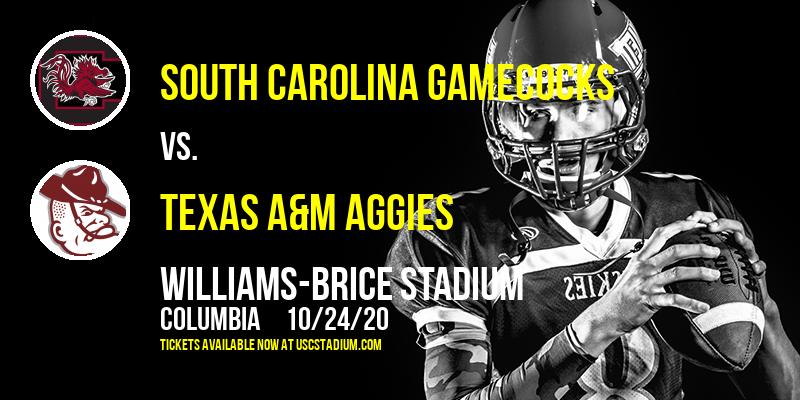 South Carolina Gamecocks vs. Texas A&M Aggies at Williams-Brice Stadium