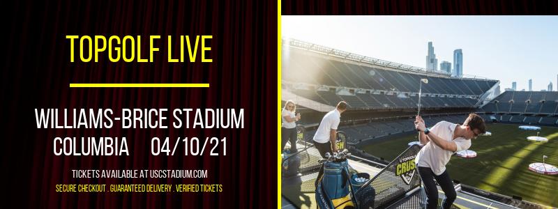 Topgolf Live at Williams-Brice Stadium