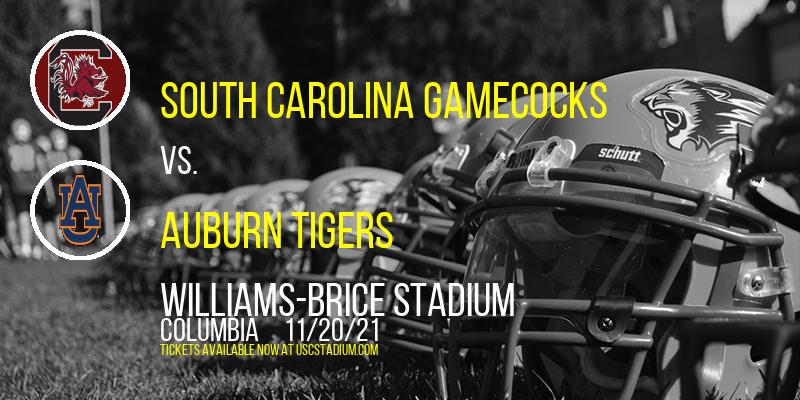 South Carolina Gamecocks vs. Auburn Tigers at Williams-Brice Stadium