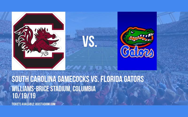 PARKING: South Carolina Gamecocks vs. Florida Gators at Williams-Brice Stadium