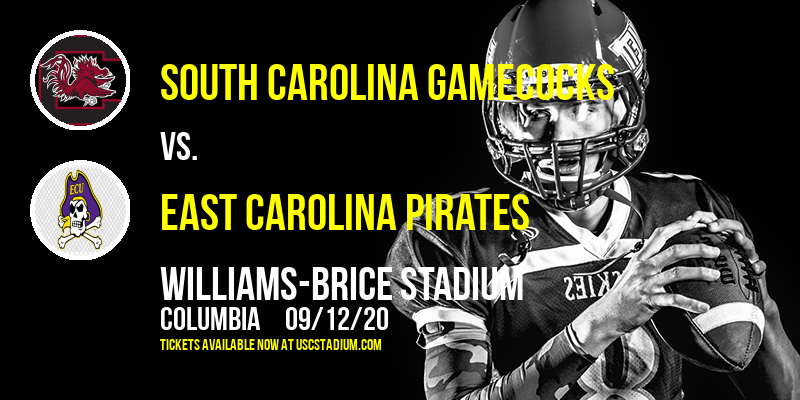 South Carolina Gamecocks vs. East Carolina Pirates at Williams-Brice Stadium