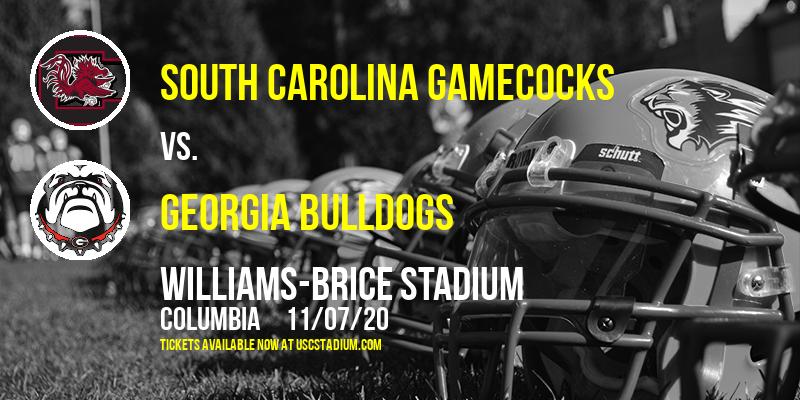 South Carolina Gamecocks vs. Georgia Bulldogs at Williams-Brice Stadium