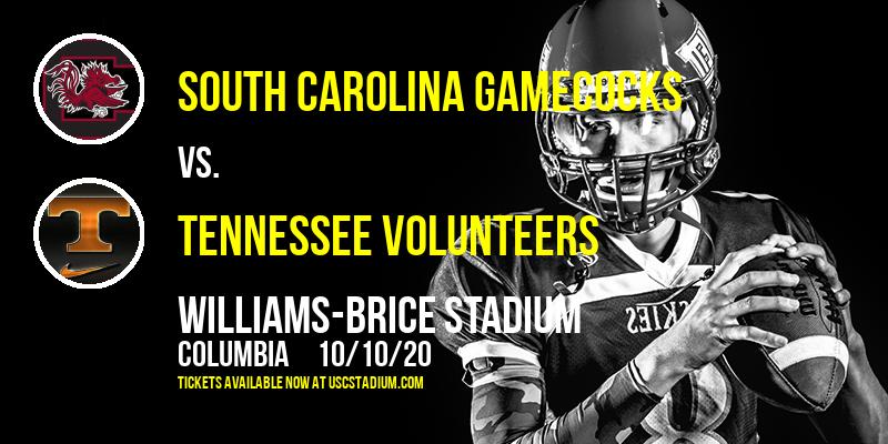 South Carolina Gamecocks vs. Tennessee Volunteers at Williams-Brice Stadium