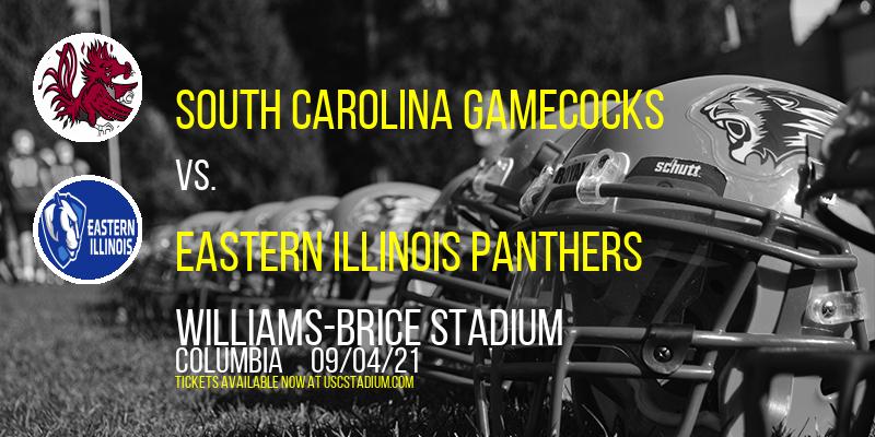 South Carolina Gamecocks vs. Eastern Illinois Panthers at Williams-Brice Stadium