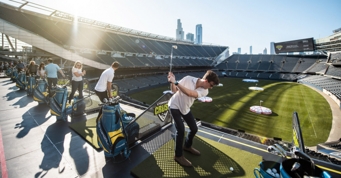 Topgolf Live (Multiple Dates and Times) at Williams-Brice Stadium